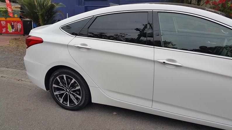 auto review 2015 hyundai series ii i40 premium exhaust notes australia. Black Bedroom Furniture Sets. Home Design Ideas