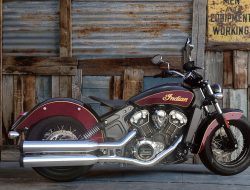 2016 Indian Scout Limited Edition Mk III