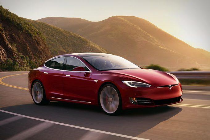 Tesla P100D