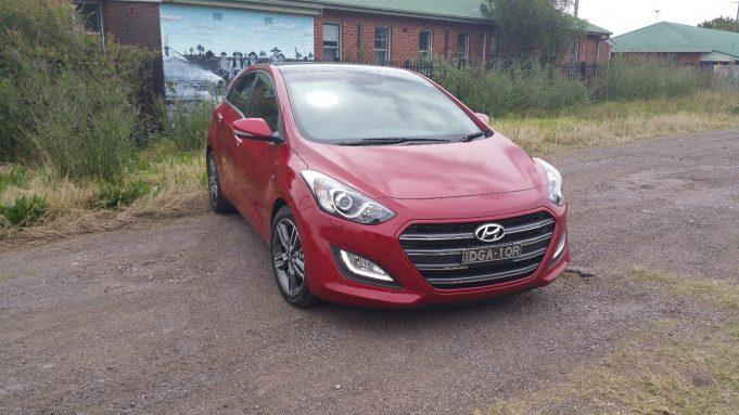 2017 Hyundai i30 SR Premium