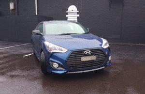2016 Hyundai Veloster Street