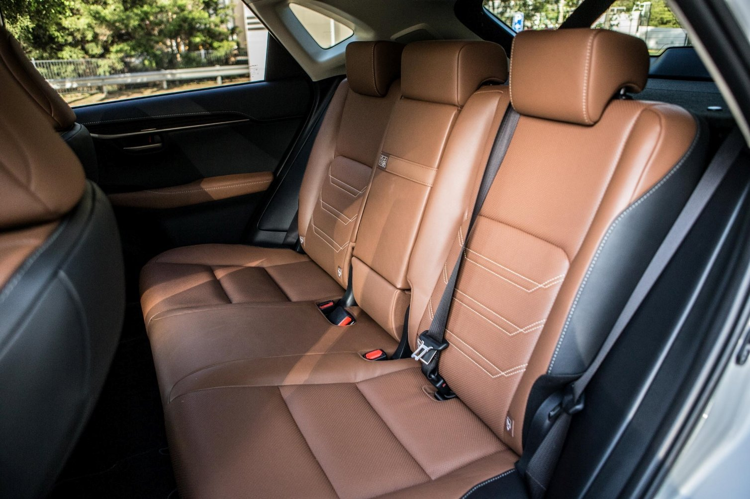 2017 Lexus NX200t Sports Luxury