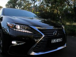 2017 Lexus ES 350 Sports Luxury