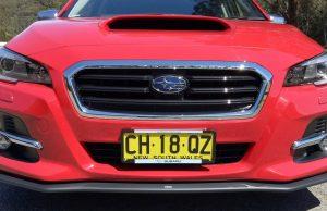 2017 Subaru Levorg GT-S spec.B
