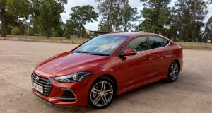 2017 Hyundai Elantra SR Turbo