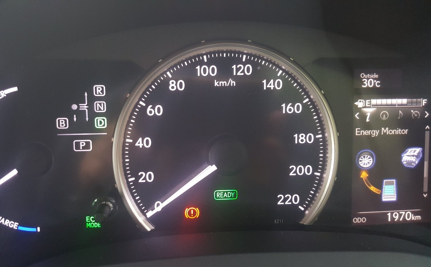2017 Lexus CT 200h F Sport