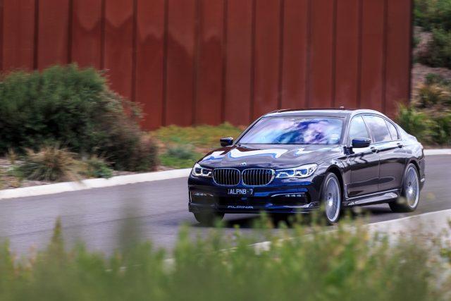 2017 BMW Alpina B7