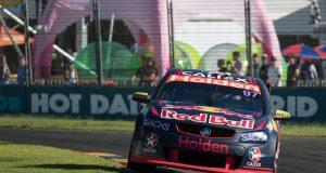 Red Bull Holden Racing's Shane van Gisbergen