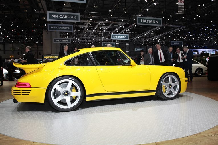 "RUF CTR ""Yellow Bird"" 30th Anniversary edition"
