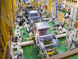 Isuzu Production Line