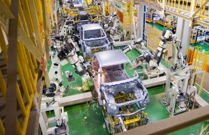 Isuzu Production Line
