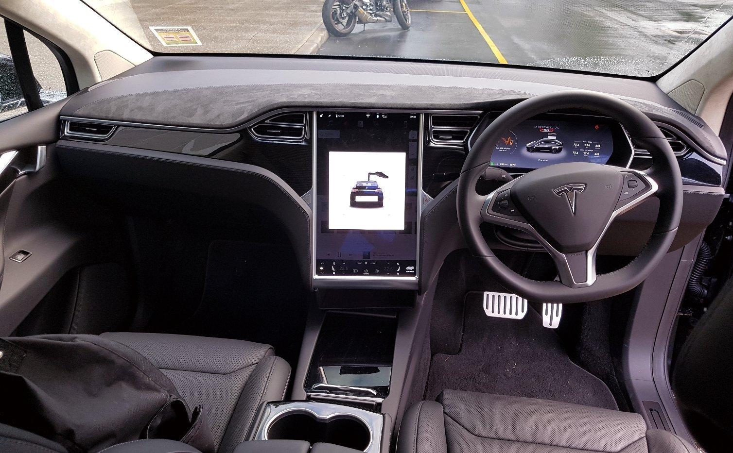 2017 Tesla Model X P90D