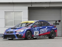 Subaru WRX STI For Nürburgring 24-Hour Race