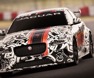 Project 8 Jaguar XE SV