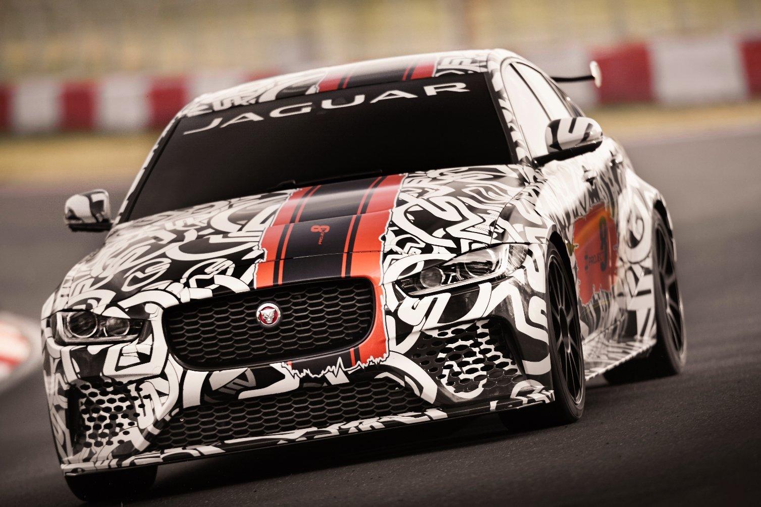Project 8 Jaguar XE SV