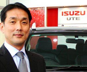 Isuzu Ute Australia managing director