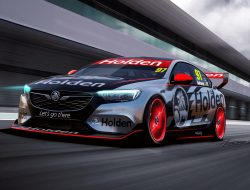 2018 Holden Commodore Supercar Concept