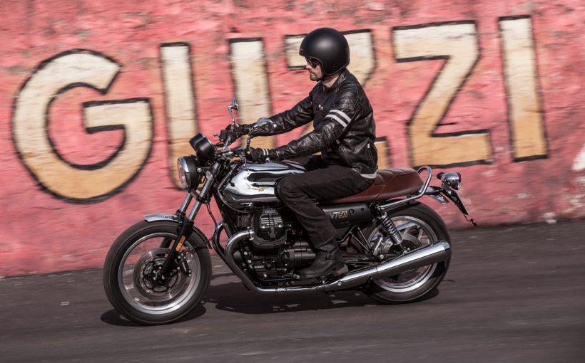 2017 Moto Guzzi V7III Anniversario