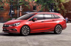 2018 Holden Astra Sportswagon