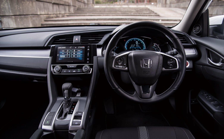 2017 Honda Civic VTi-S