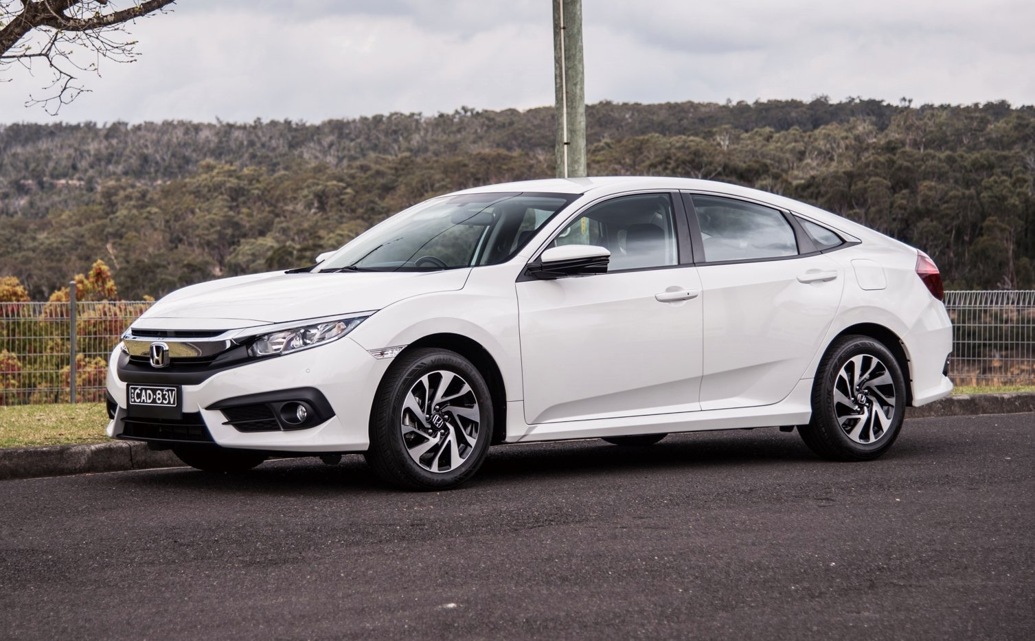 Auto Review 2017 Honda Civic Vti S