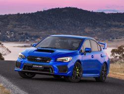 2018 Subaru WRX STi spec.R