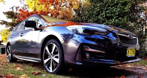 2017 Subaru Impreza 2.0-S