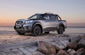2017 Nissan Navara N-Sport Black Edition