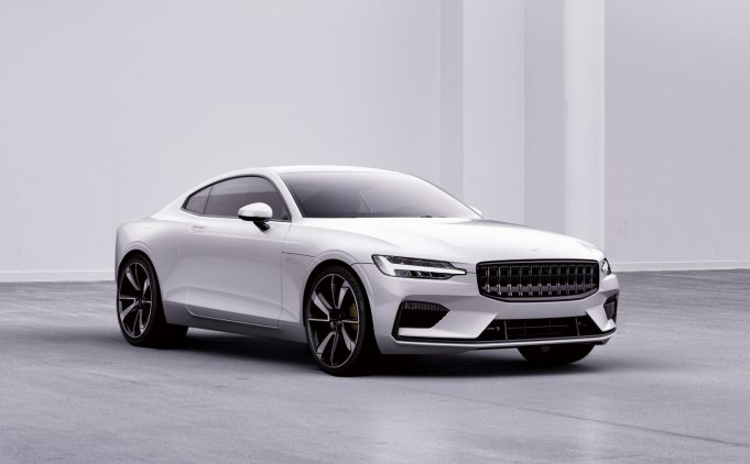 Polestar 1 electric performance car