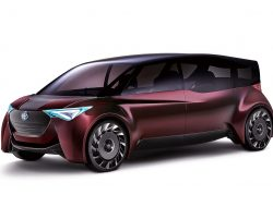 Fine Comfort Ride concept vehicle