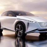 Nissan IMx concept vehicle