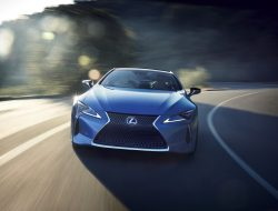 LC 500 in Structural Blue
