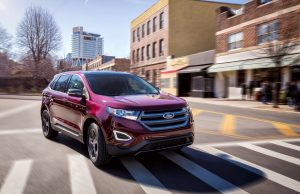 2018 Ford Edge (Endura) SEL Sport