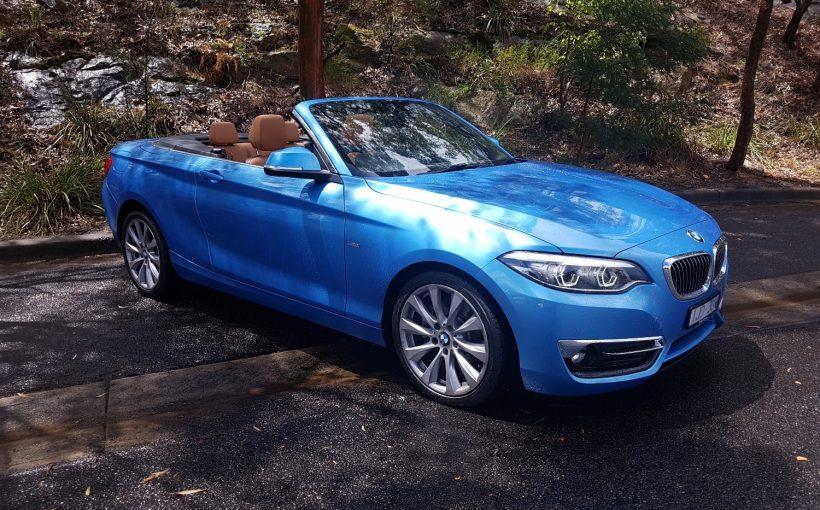 2018 BMW 230i (LCI) Convertible