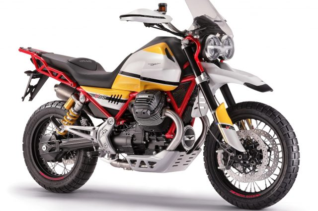 2018 Moto Guzzi V85