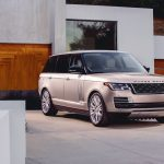 2018 Range Rover SVAutobiography - LA Auto Show