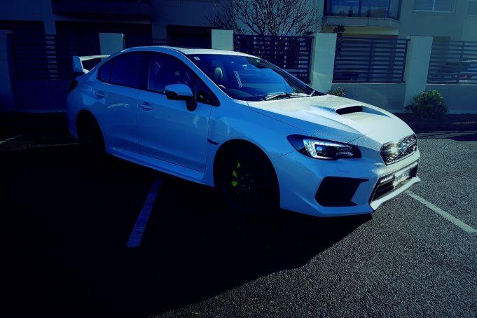 2018 Subaru WRX STi Premium