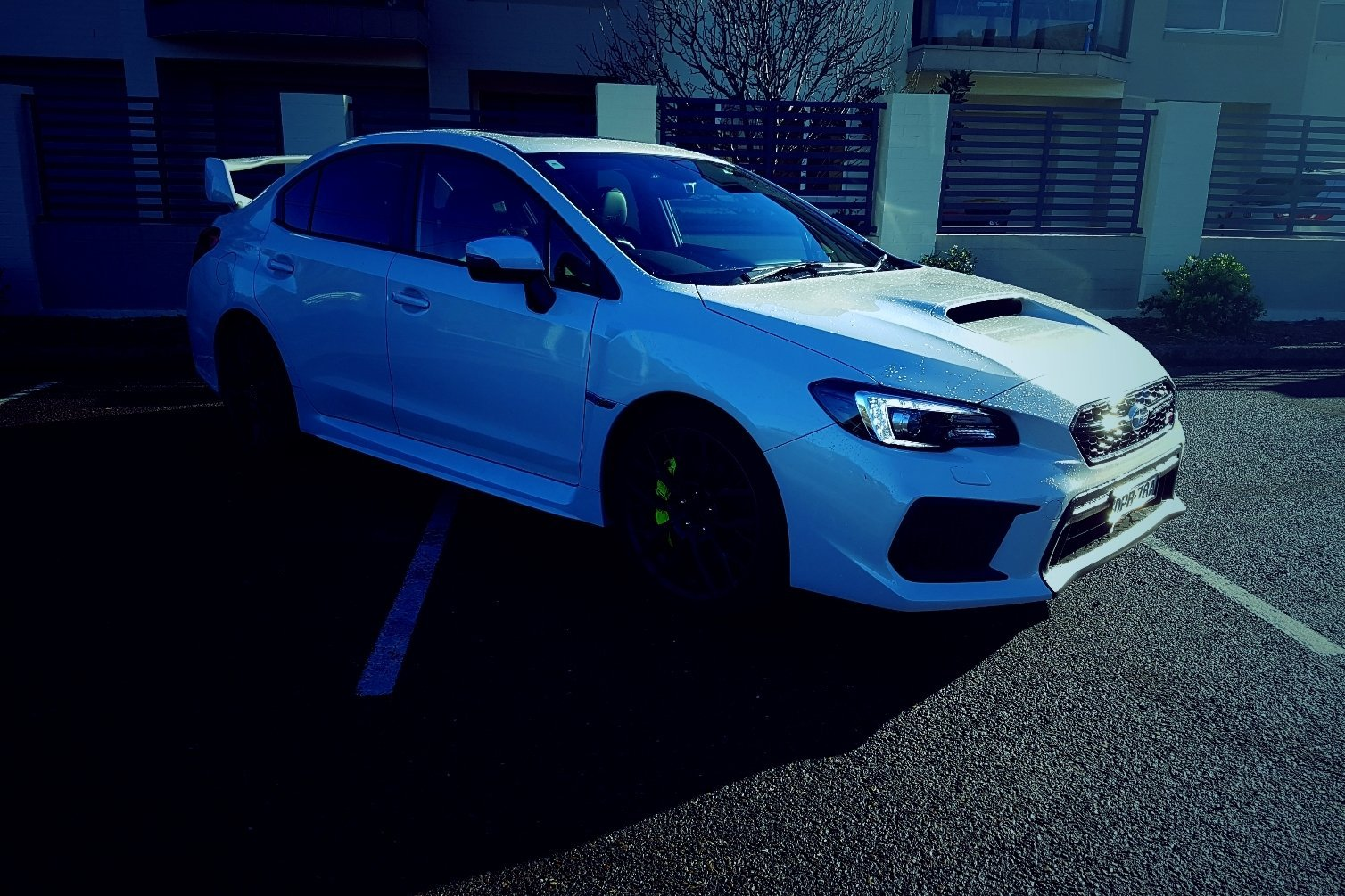 Auto Review 2018 Subaru Wrx Sti Premium