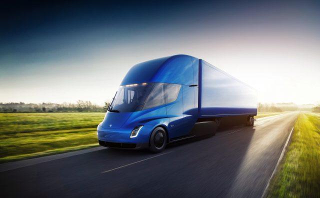 Tesla Semi set for release in 2019