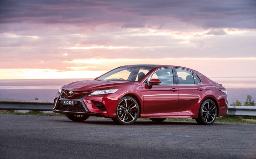 Toyota Camry To Launch With Five-Star Safety