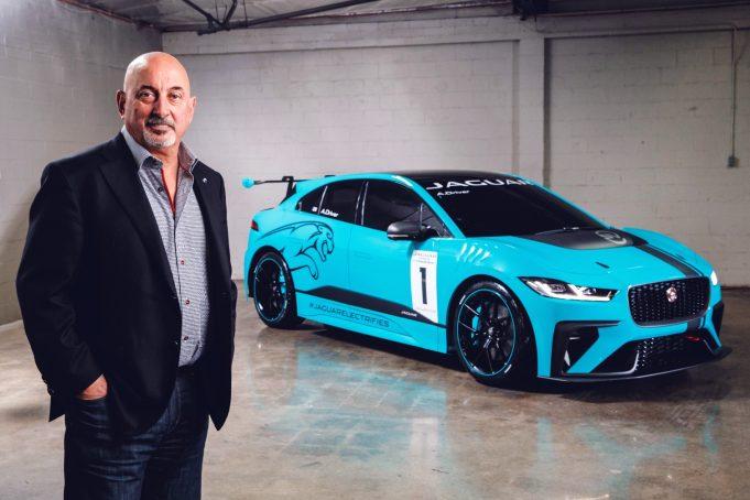 Rahal Letterman Lanigan Racing team principal, Bobby Rahal