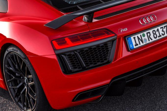 Australian Exclusive: 2018 Audi R8 V10 plus Coupe Neuburg Edition