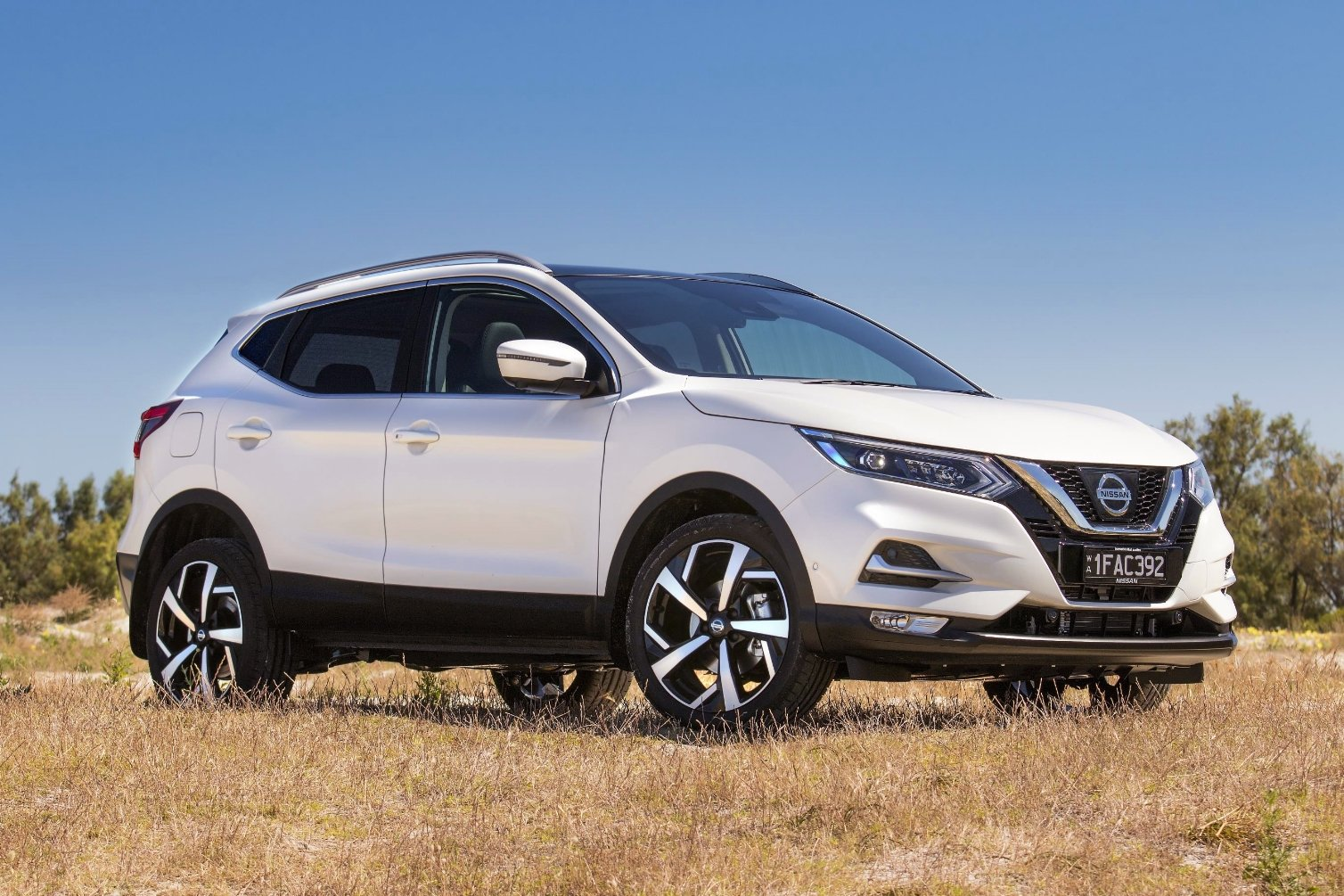 New Look Qashqai Launched Exhaust Notes Australia