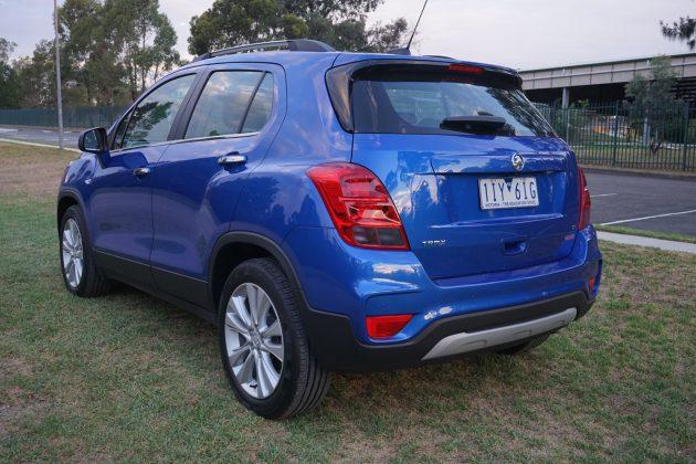 2018 Holden Trax LT