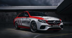 Mercedes-AMG E63 S Safety Car