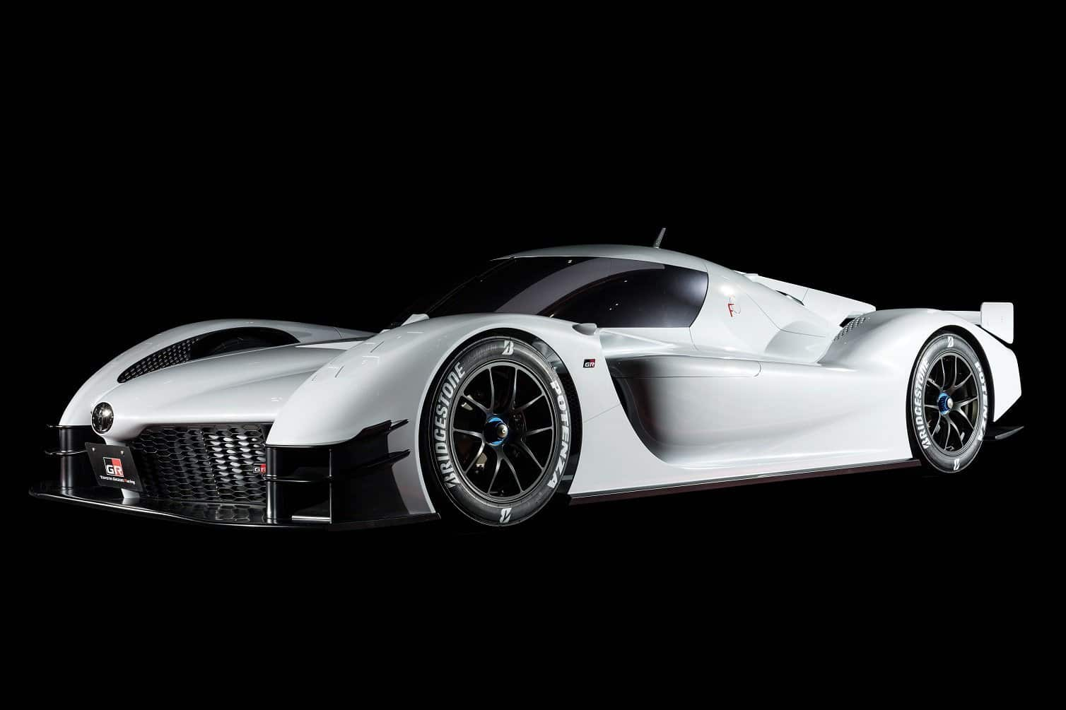 Toyota's made a Le Mans vehicle for the road