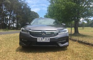 2018 Honda Accord V6L