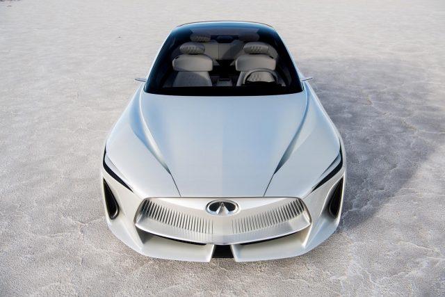 INFINITI Q Inspiration Concept Car