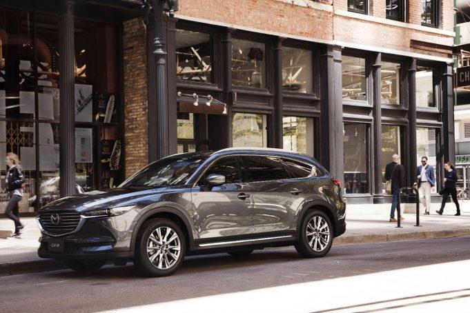 2018 Mazda CX-8 Diesel