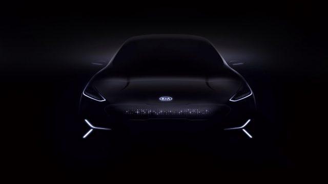 Kia concept set for Consumer Electronics Show